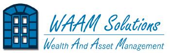 Waam Solutions Logo